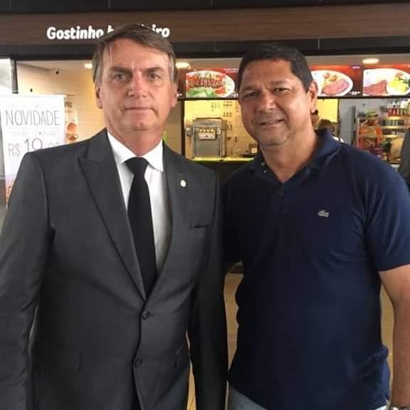 Everaldo EGUCHI é pre-candidato a prefeito de Belem do Pará